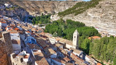 beautiful towns to visit in Spain