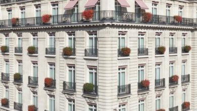 luxurious hotels in Paris