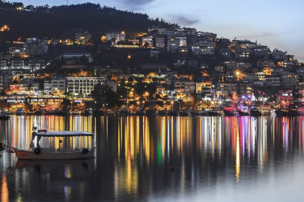 alanya,  beautiful cities to visit in Turkey