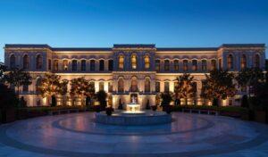 luxurious hotels in Turkey