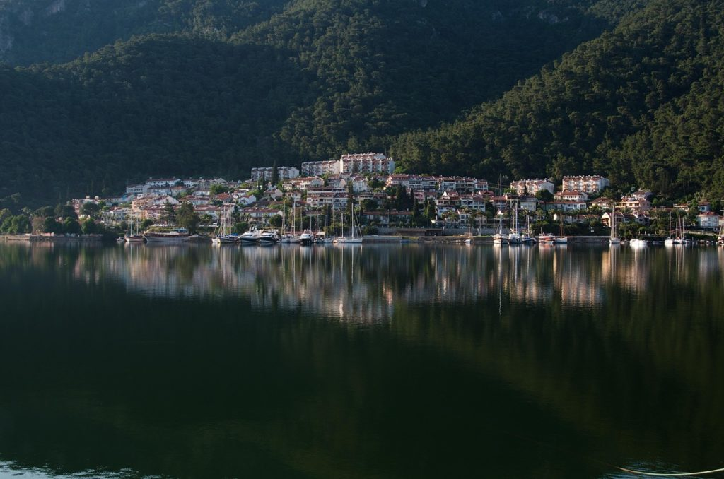 Fethiye, beautiful cities to visit in Turkey