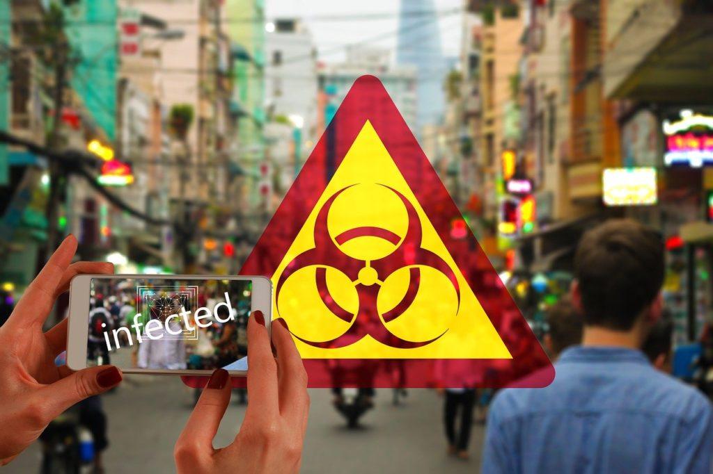 Stay Safe from Coronavirus