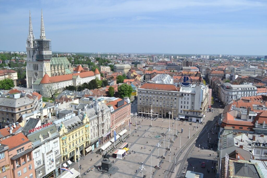 Zagreb, Croatia - US Citizens Can Travel to Croatia for Tourism