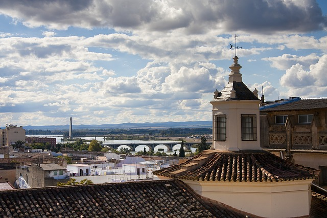 Badajoz, Summer vacation in Spain